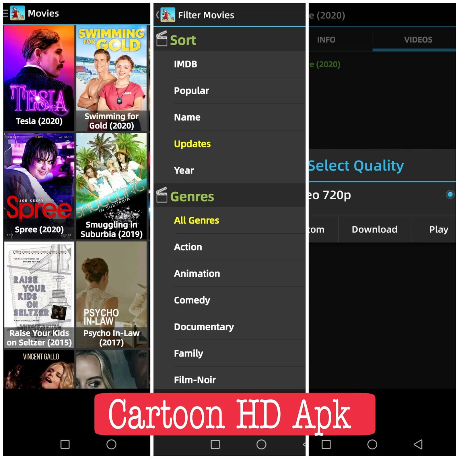 Cartoon HD apk download