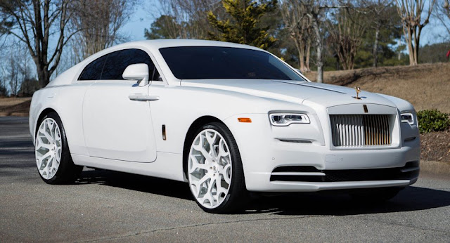 Forgiato, Rolls Royce, Rolls Royce Wraith, Tuning, Wheels