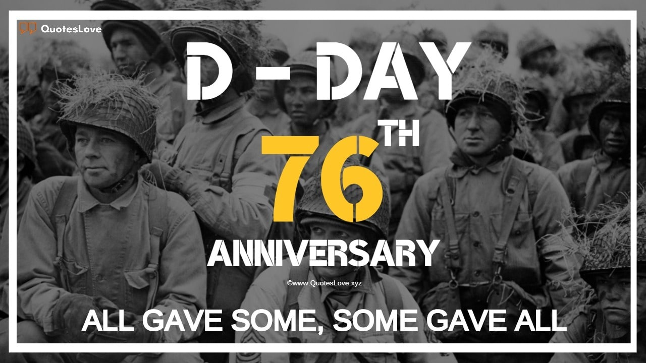D-Day Anniversary 2020 Quotes, Wishes, Messages, Greetings, Images, Pictures