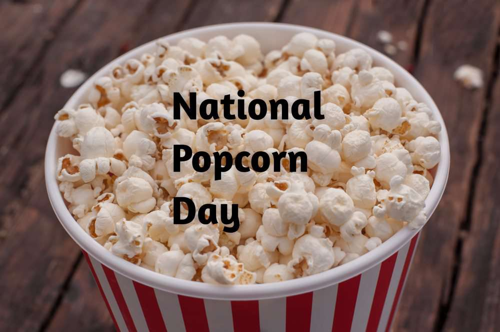 National Popcorn Day Wishes Pics