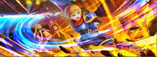 Mitsurugi chosen hero