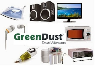 Green Dust Discount Coupon- Rs.150 extra off on Min Cart Value Rs.650 or above (Valid till 15th April'16)