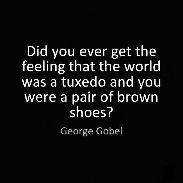 Brown Shoes With A Tuxedo Quote Tonight Show