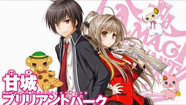 Amagi Brilliant Park BD (Episode 01 – 13) Subtitle Indonesia + OVA