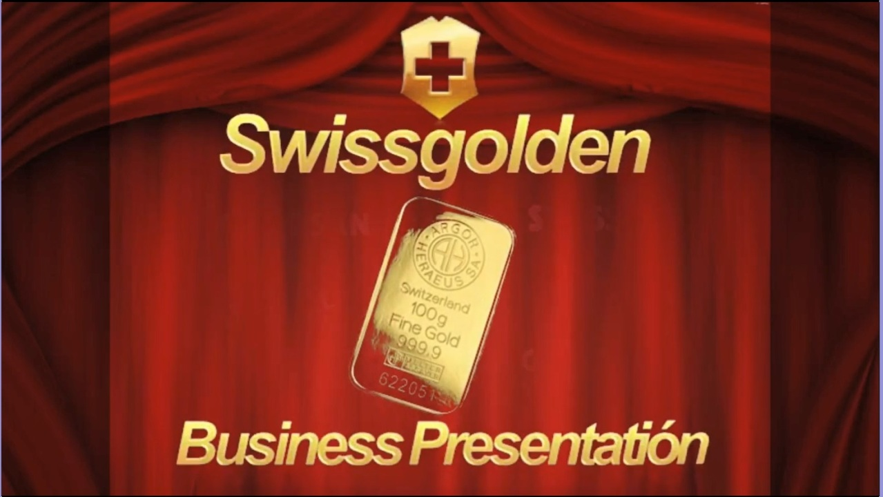 Swissgolden Program Business Presentation Video