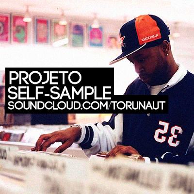"""Conheça o Projeto """"Self-Sample"""" do rapper e produtor Torunô."""