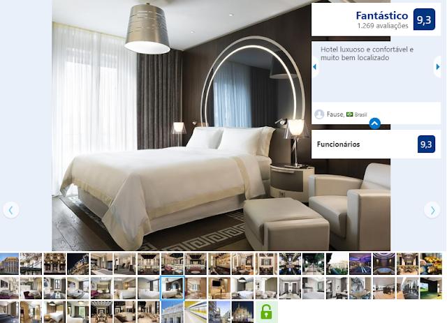 Excelsior Hotel Gallia - Luxury Collection Hotel para ficar em Milão