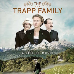 Poster The von Trapp Family: A Life of Music 2015