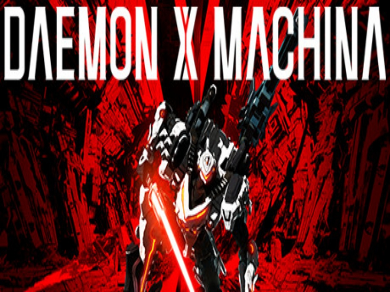 Download DAEMON X MACHINA Game PC Free