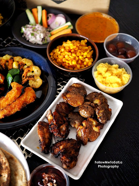 BARBEQUE NATION MALAYSIA Offers BBQ-In-A-Box For Food Delivery or Takeaway