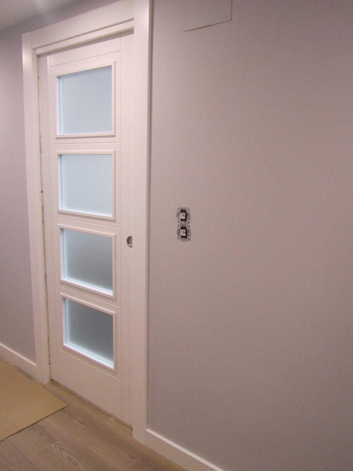 Puertas lozano venta puertas lacadas blancas puerta - Puertas blancas exterior ...