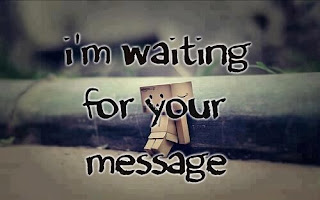 waiting for you message sad whatsapp dp and profile pic