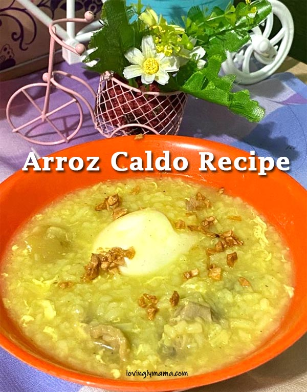 bayanihan, arroz caldo, comfort food, relief food, refuge center, frontliners, snacks, filling snacks, rice snack, complete meal, hot meal, arroz caldo recipe, turmeric, ginger, salabat, egg, chicken, lemongrass, rice, porridge, chicken porridge, homecooking, from my kitchen, covid-19, covid-19 workers, hospital workers, hospital staff, nurses,