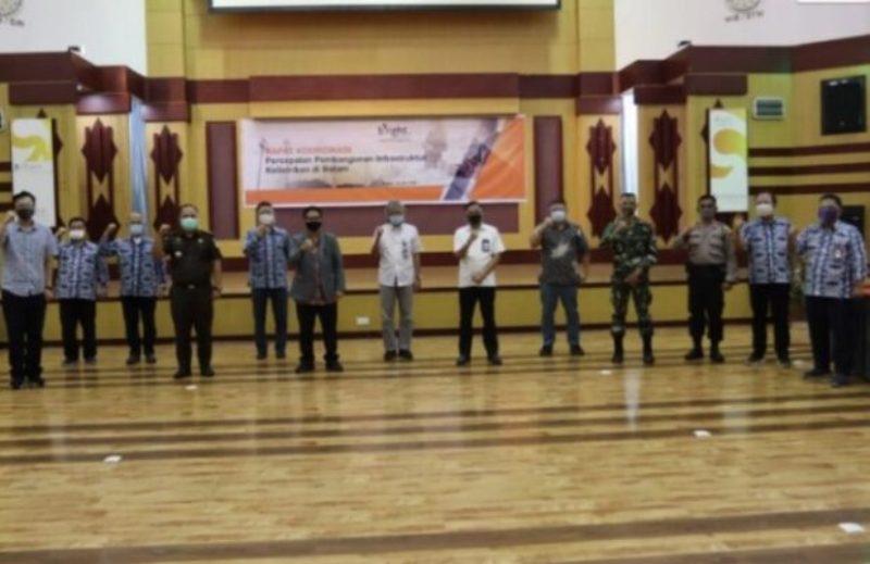 bright PLN Batam Dukung Pembangunan Infrastruktur Kelistrikan Batam-Bintan