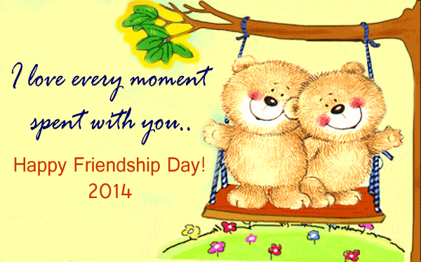Animated E-card : Happy Friendship Day ! - YouTube  |Happy Friendship Day Animated