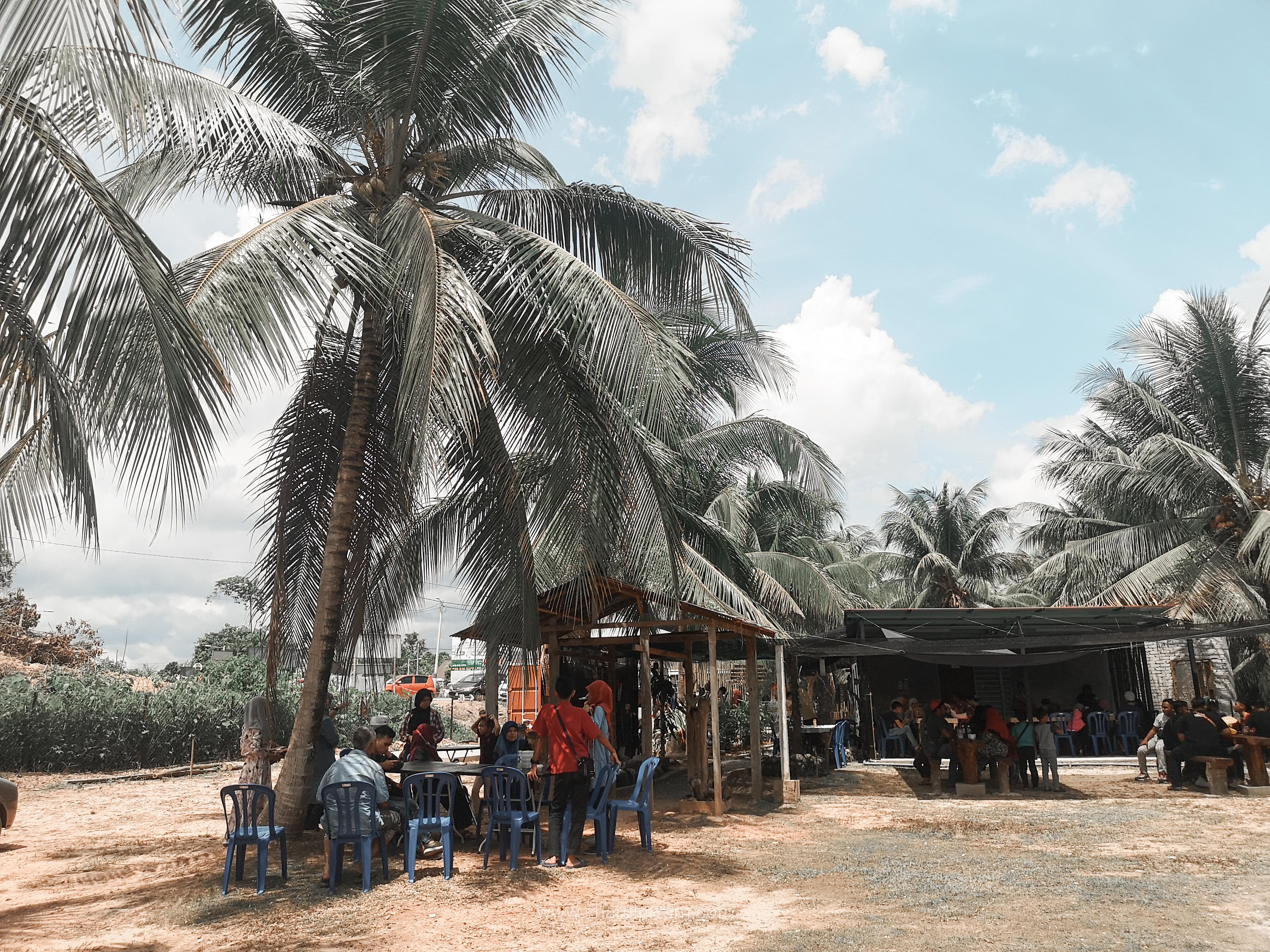 Aiskrim Vanilla Temerloh, Pahang
