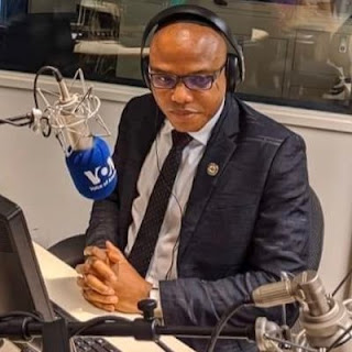 Why Nigeria can't be in unity - Nnamdi Kanu