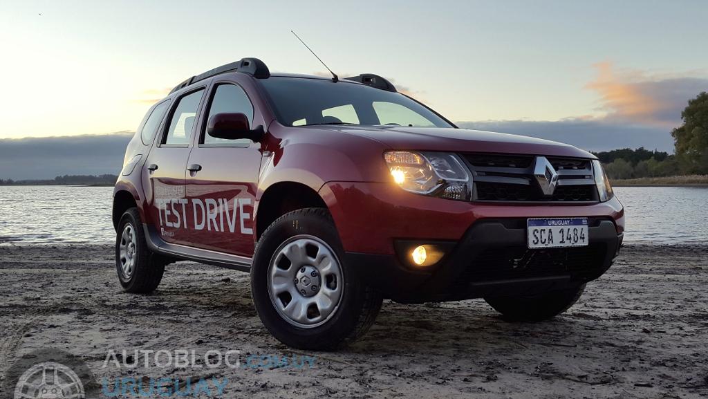 Prueba  Renault Duster Fase 2 1.6 Dynamique 2WD   Autoblog Uruguay ... 3b958db8657