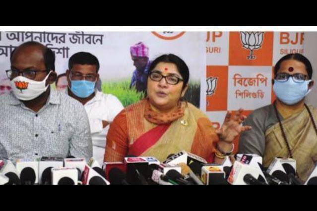 Darjeeling is Bengal's crown BJP MP