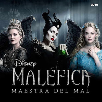 Maléfica - Maestra del mal - [2019]