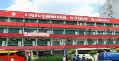 Info Pendaftaran Mahasiswa Baru ( UKB ) Universitas Kader Bangsa Palembang 2018-2019