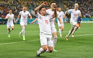 Η Ελβετία απέκλεισε την Γαλλία στα πέναλτι 5-4 (3-3 κ.α)
