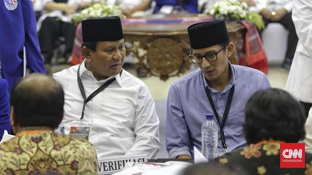 Prabowo-Sandi Fokus 'Jual' Program Utang Negara Hingga Impor