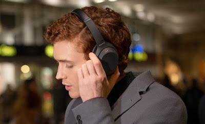 Headphone Nirkabel Sony WH-1000XM4