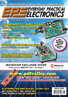 Everyday Practical Electronics Magazine February 2017