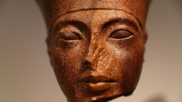Tutankhamun bust sells for $6 mn in London despite Egyptian outcry