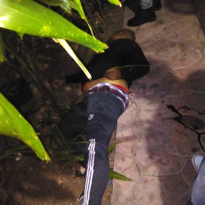 Barahona:- Matan a tiros a un hombre en La Raqueta de Camboya.