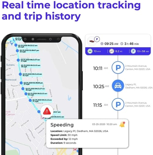 Review RIMETRACKING Prime Tracker Personal GPS Tracker