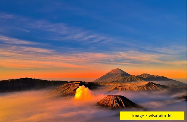 Bromo Mountain - Blog Mas Hendra