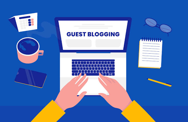 what is guest blogging and guest posting