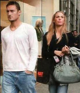 Ilary And Totti