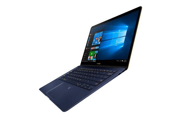 CES 2017: Asus nâng cấp hầu hết laptop lên CPU Intel Kaby Lake