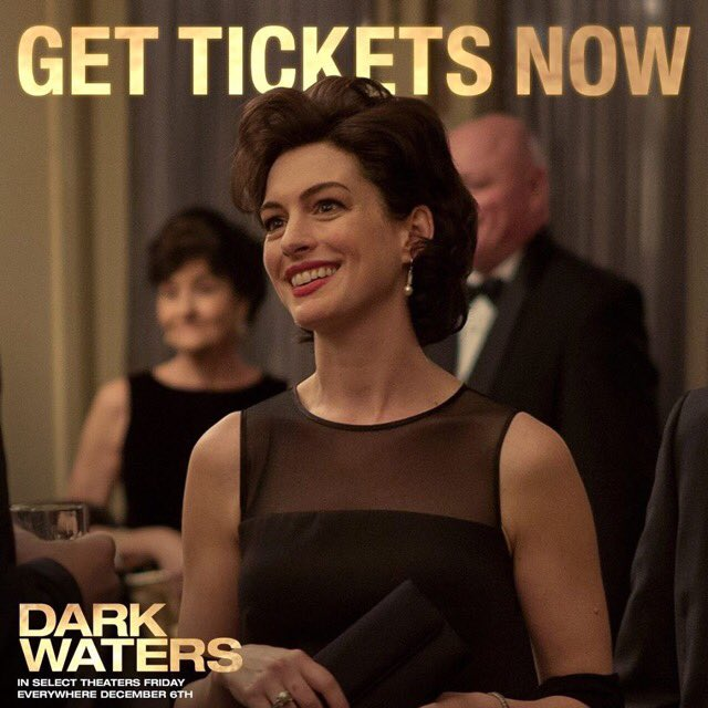 """Actor and Soap Fan Appears in the Film """"Dark Waters"""""""