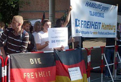 Die Freiheit in Hamburg #01