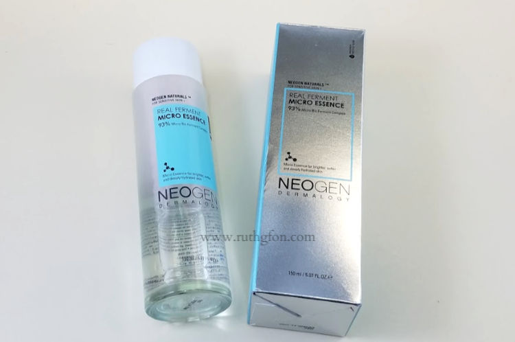 NEOGEN REAL FERMENT MICRO ESSENCE RESEÑA
