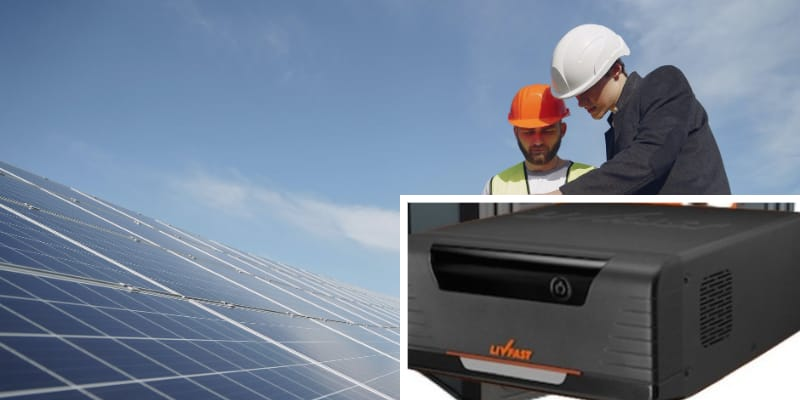 Difference between solar and normal inverter or converting normaal inverter to solar inverter.
