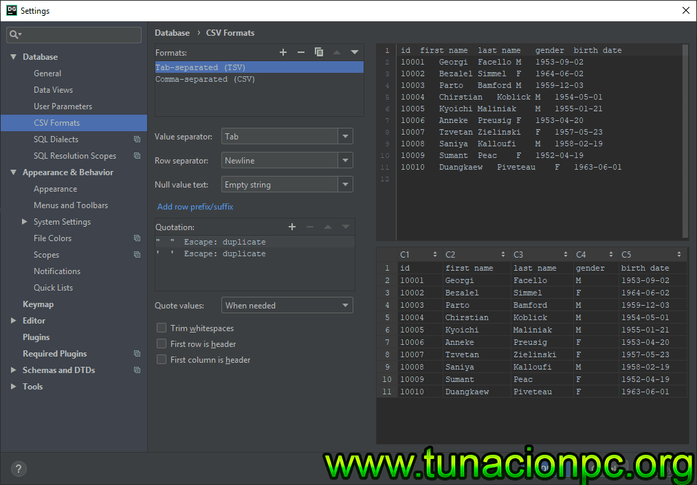 descargar JetBrains DataGrip para windows