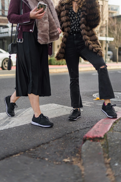 brooks heritage sneakers