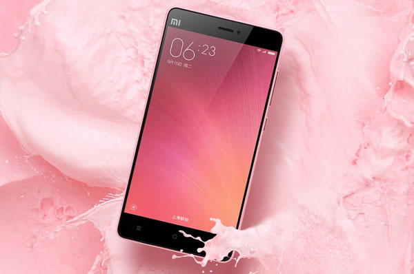Xiaomi Mi 4c pink