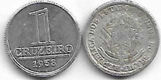 1 Cruzeiro, 1958