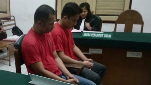 Kirim 14,87 Kg Sabu, Brigadir Sofiyan Dituntut 20 Tahun