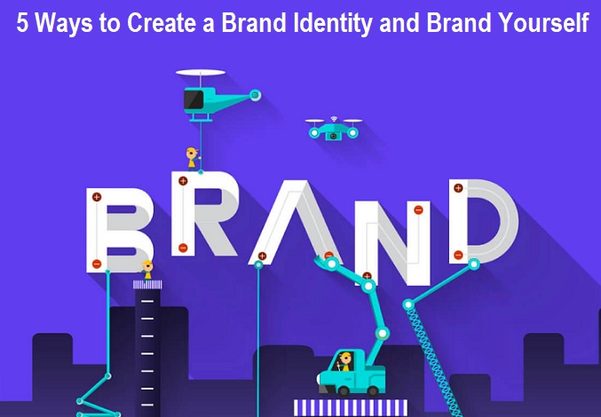 Create a Brand Identity