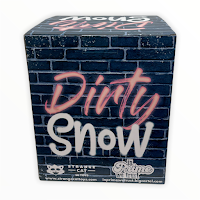 Dirty Snow vinyl art toy by Inprimewetrust and Strangecat Toys Tenacious Toys Blue Ice Queen Edition