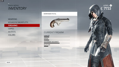 Assassin's creed syndicate arme