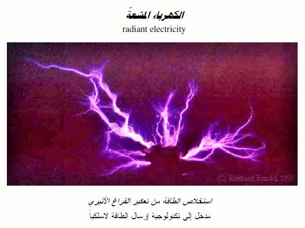 الكهرباء المشعة .PDF تحميل مباشر هنا
