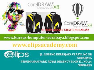 KURSUS COREL SURABAYA | ELIPS ACADEMY COMPUTER